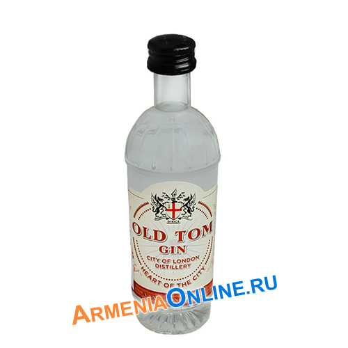 "Джин ""Old Tom London Dry Gin"" 0,05л 43,3%"