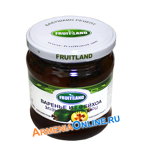 "Варенье из Фейхоа 600 гр ""FRUIT LAND"""
