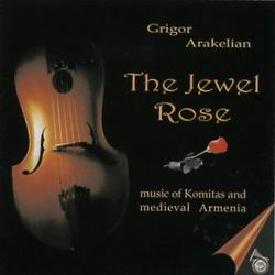 Григор Аракелян The Jevel Rose