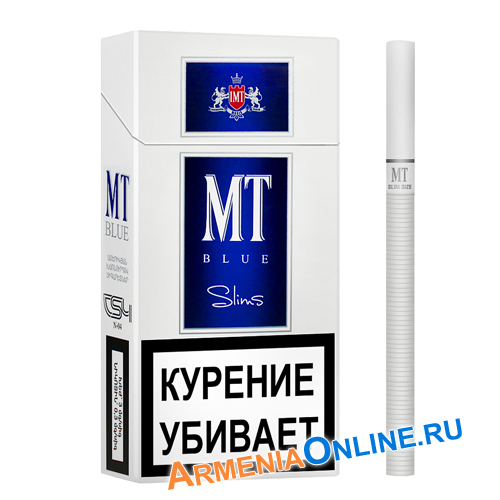 "Армянские Сигареты ""TRIUMPH  Limited Edition"" Slims 100mm ""GRAND TABACCO"""