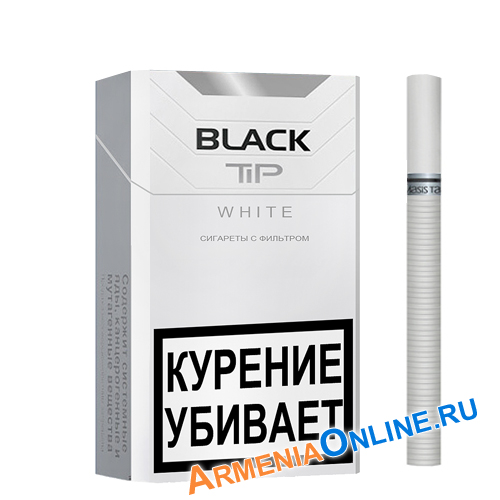 "Армянские Сигареты ""TIP TOP"" Gold Superslims ""GRAND TABACCO"""