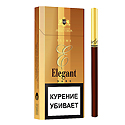 "Армянские Сигареты ""Elegant Dark Slims""100 mm ""GRAND TABACCO"""