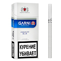 "Армянские Сигареты ""Garni"" American Blend Blu Flame 100mm ""GRAND TABACCO"""