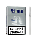 "Армянские Сигареты ""Akhtamar Silver Flame Nanoking"" 84mm ""GRAND TABACCO"""
