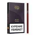 "Армянские Сигареты ""TIP TOP"" Superslims Black ""GRAND TABACCO"""