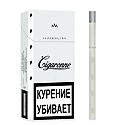 "Армянские сигареты ""Cigaronne Super Slims"" White 100mm NEW ""SPS Cigaronne"""