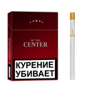 "Армянские сигареты ""Center Ultra Slim"" Red 84mm ""SPS Cigaronne"""