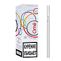 "Сигареты ""Ome"" White Superslims 100mm ""KARELIA"""