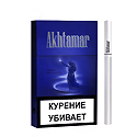 "Армянские Сигареты ""Akhtamar Blue Flame Nanoking"" 84mm ""GRAND TABACCO"""