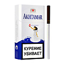"Армянские Сигареты ""Akhtamar Original"" Classic Slims 100mm ""GRAND TABACCO"""