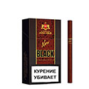 "Армянские Сигареты ""New Bleck"" Super Slims 100mm ""GRAND TABACCO"""
