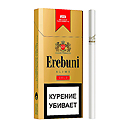 "Армянские Сигареты ""Erebuni"" Gold Slims 100mm ""GRAND TABACCO"""