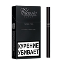 "Армянские Сигареты ""Classic Black"" FILTER PRO 86mm ""GRAND TABACCO"""