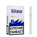 "Армянские Сигареты ""Akhtamar Blue"" Flame Nanoking 84mm ""GRAND TABACCO"""