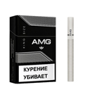 "Армянские сигареты ""AMG King Size"" Black 84mm ""SPS Cigaronne"""